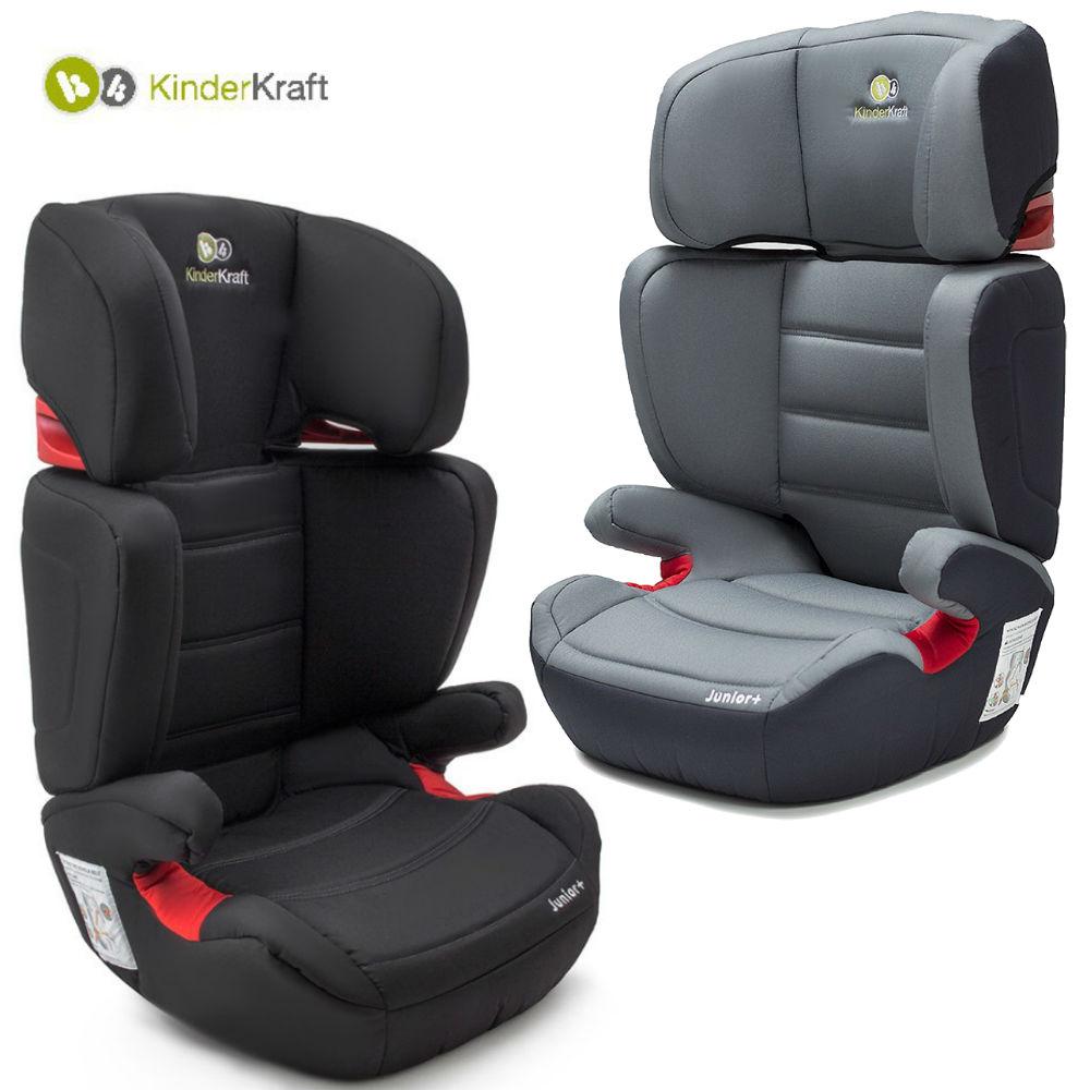 60 Off Kinderkraft Junior Plus Group 2 3 Car Seat