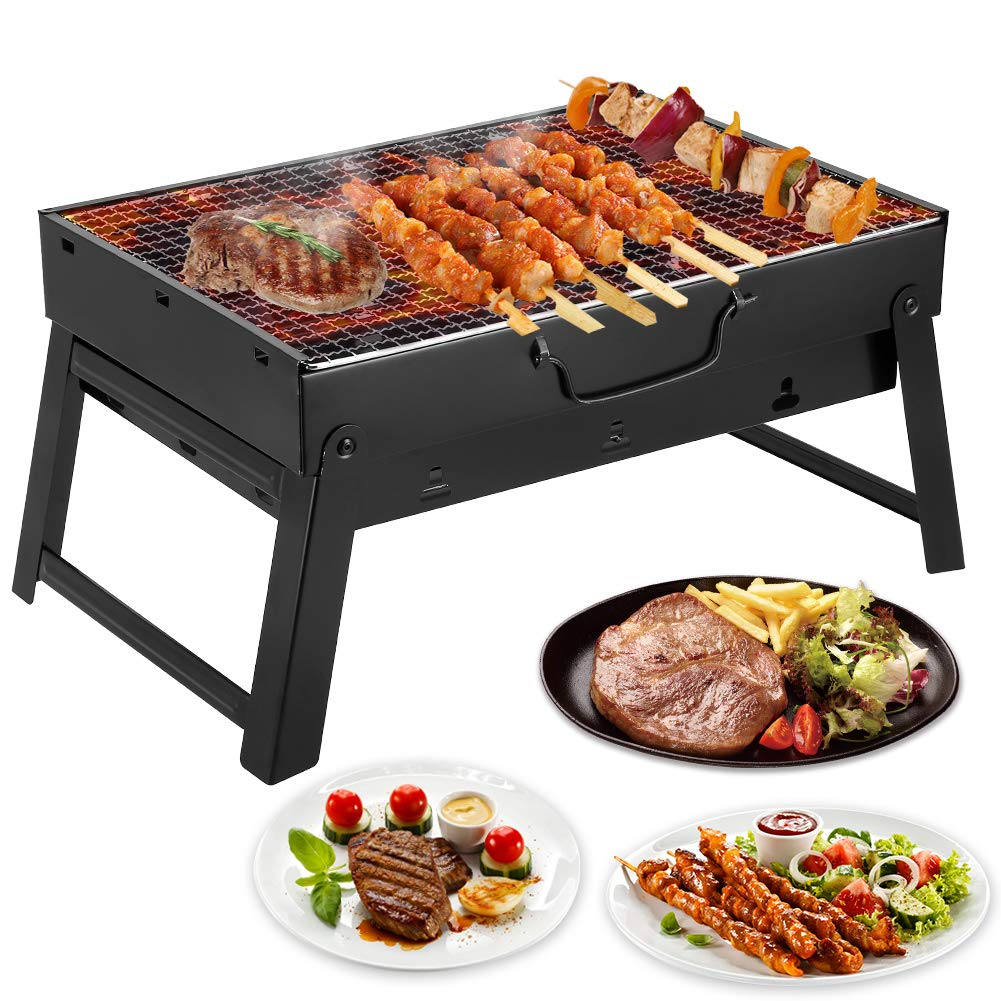 29 Off Mbuynow Barbecue Grill Portable Charcoal Barbecue
