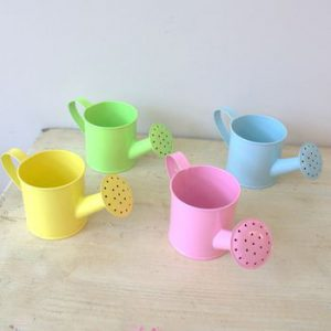 Mini Pastel Watering Can