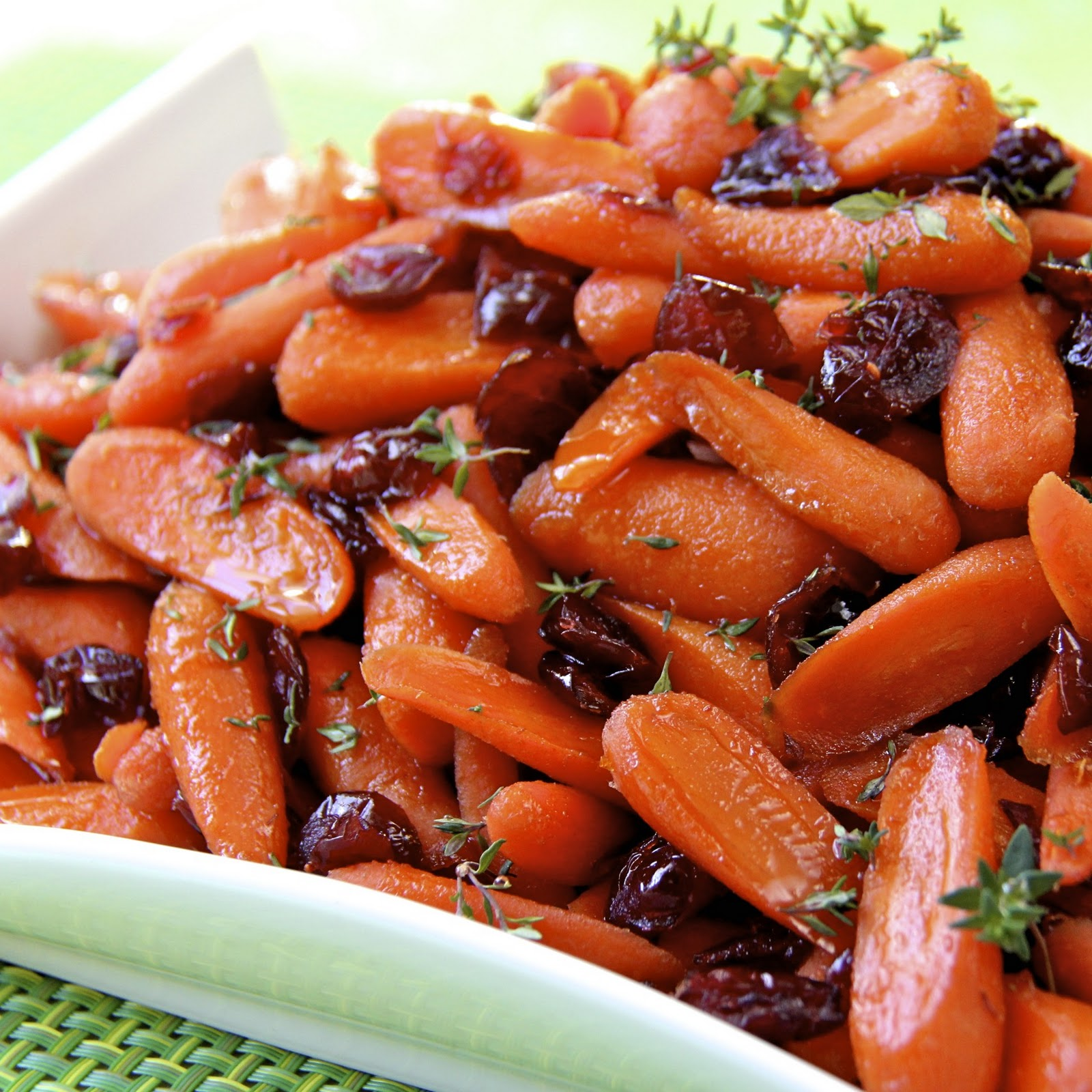Tamarind & Ginger Glazed Carrots Recipe — Dishmaps
