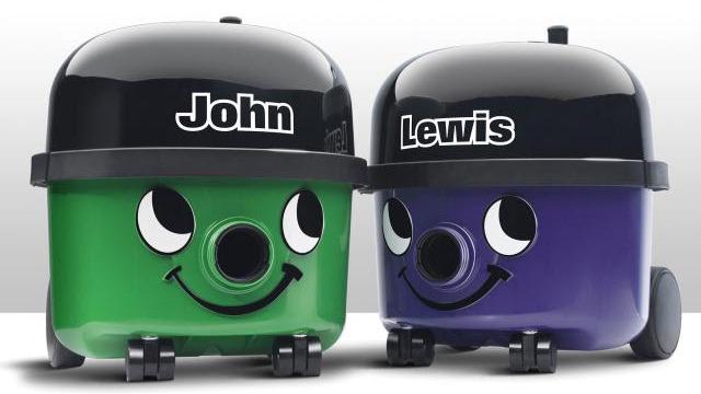 Numatic Lewis Cylinder Vacuum Cleaner