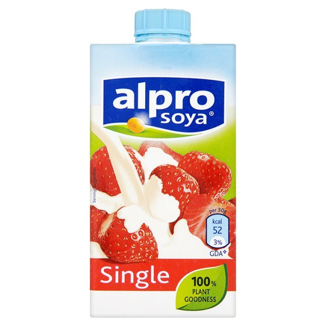 Alpro Single Cream Dairy-free
