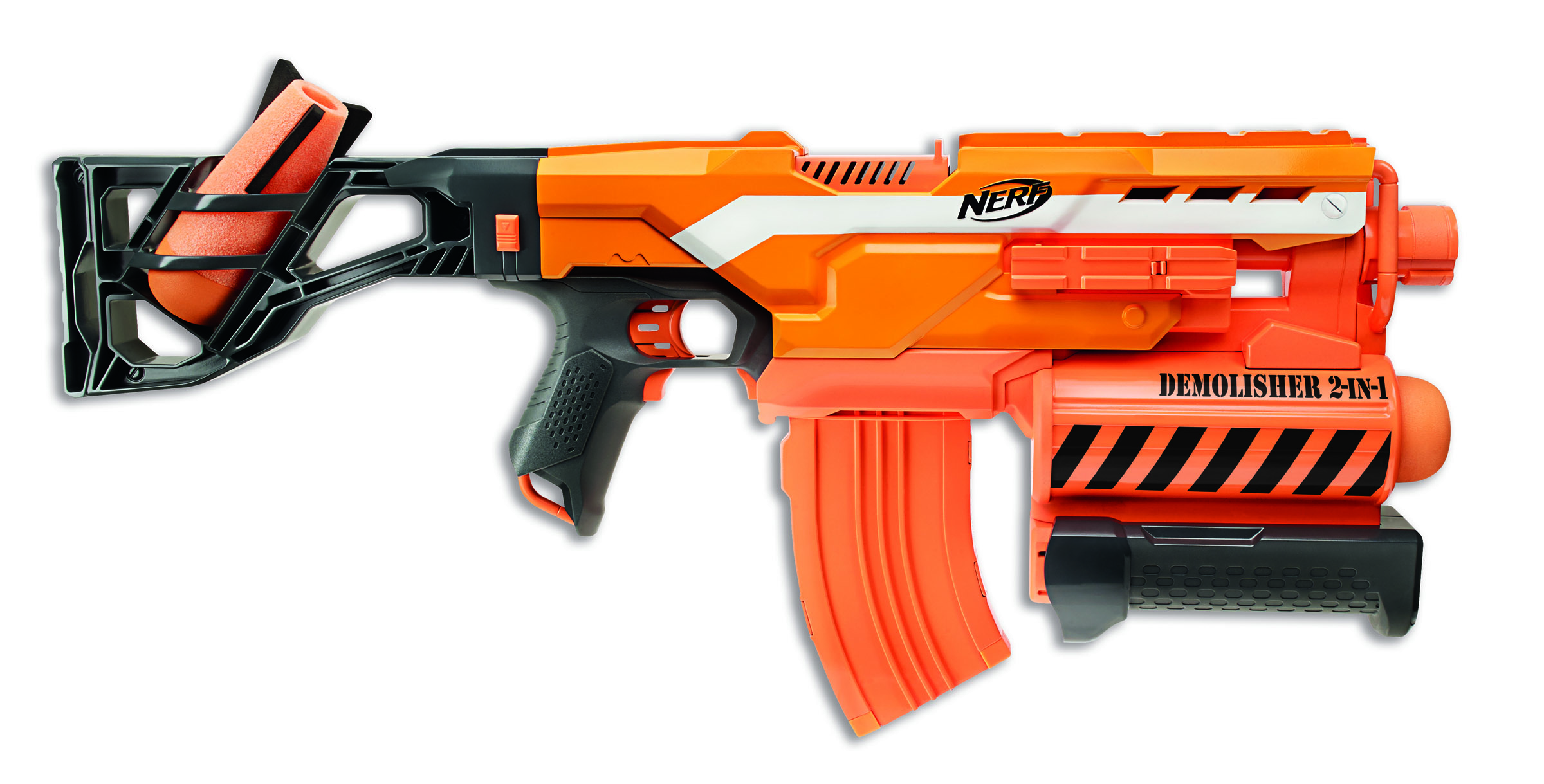 NERF-DEMOLISHER