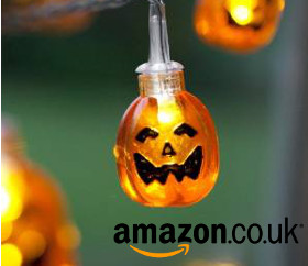 Ideas for Halloween from amazon