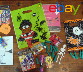 Ideads for Halloween party bags: Ebay