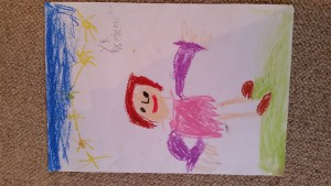 Emily, 5 Years Old