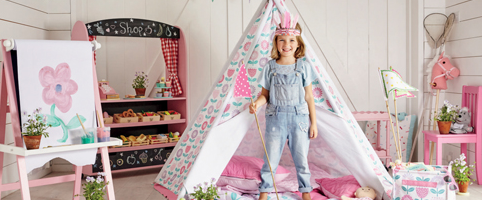 Innovative children's bedding