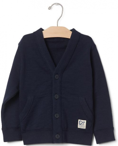 Gap V-neck button cardigan
