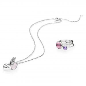 Pandora Friendship Necklace