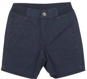 Polarn O. Pyret Baby Chino Shorts, Blue