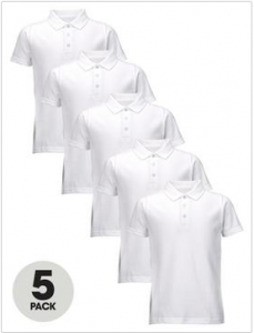 Top Class Boys School Polo Shirts