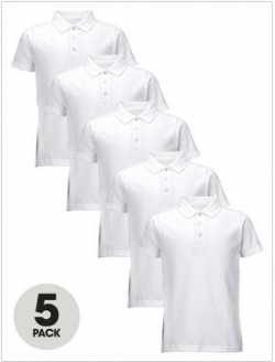 Top Class Boys School Polo Shirts