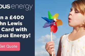 Win £400 with KidStart and Octopus Energy