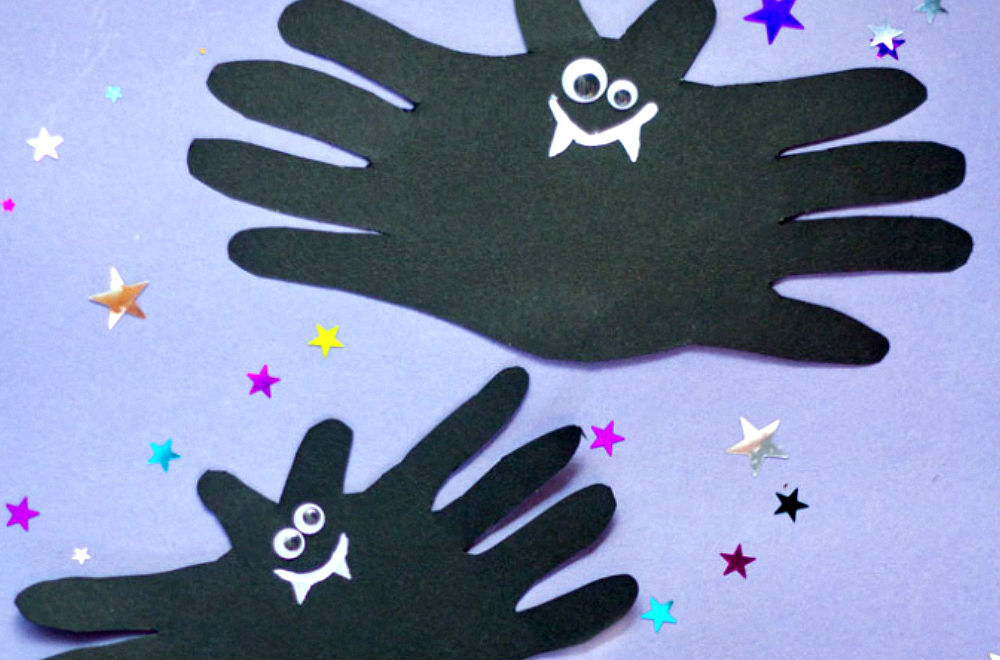 bat-handprint-craft