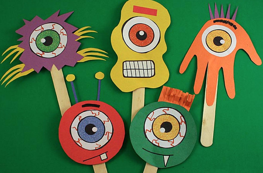 popsicle-stick-monsters