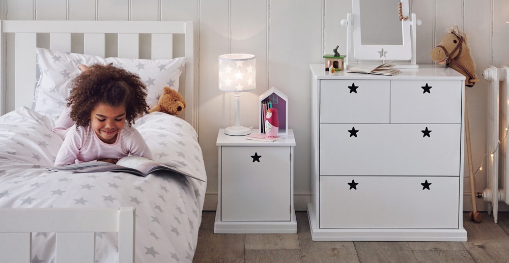 bb1f445c9ff3 Boy or girl, tot or teen the star bright collection is an interiors dream
