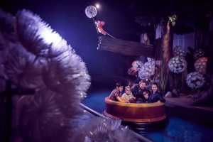 The Gruffalo River Ride Adventure - kids go free - Chessington