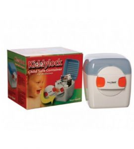 Child Safe Container - products that could save your baby's life