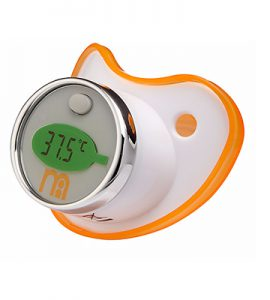 Digital Soother Thermometer - products that could save your baby's life