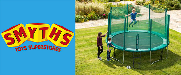 Smyths Trampoline - National Children's Day
