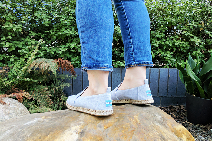 Toms - be fashionable and help people in need
