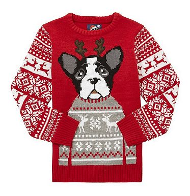 bulldog jumper - Tesco