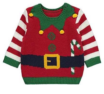 elf jumper - George