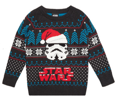 Star Wars Christmas Jumper - TU