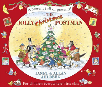 The Jolly Christmas Postman - Christmas Books