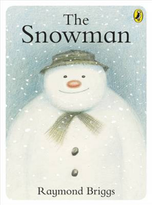 The Snowman - Christmas Books