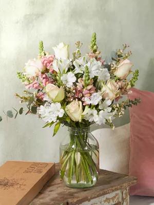 Flowers Valentine's Day Gift