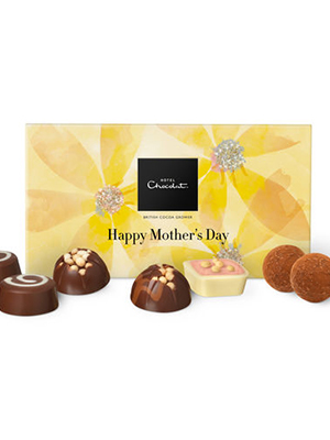 Hotel Chocolate Mother's Day chocolates