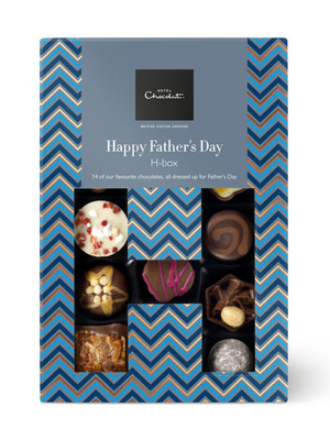 Hotel Chocolat Father's Day gift