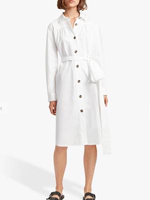 John Lewis Meghan trench coat dress