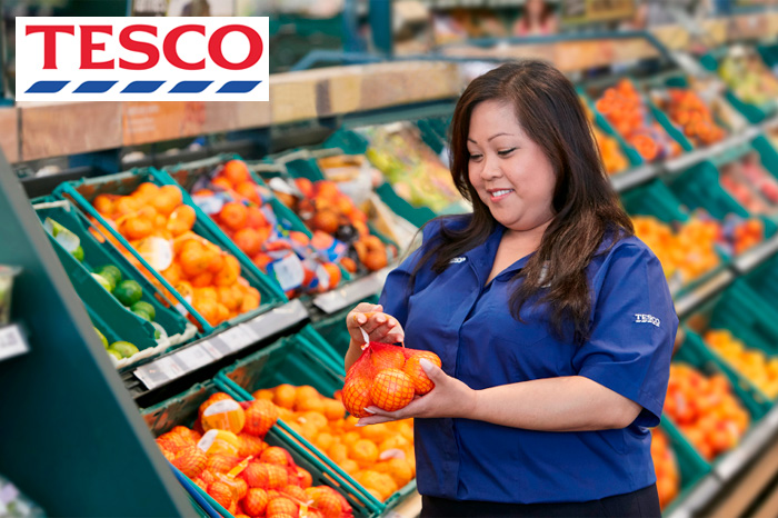 KidStart's exclusive partnership with Tesco Groceries