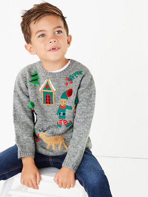 Men's ASOS Christmas Jumper