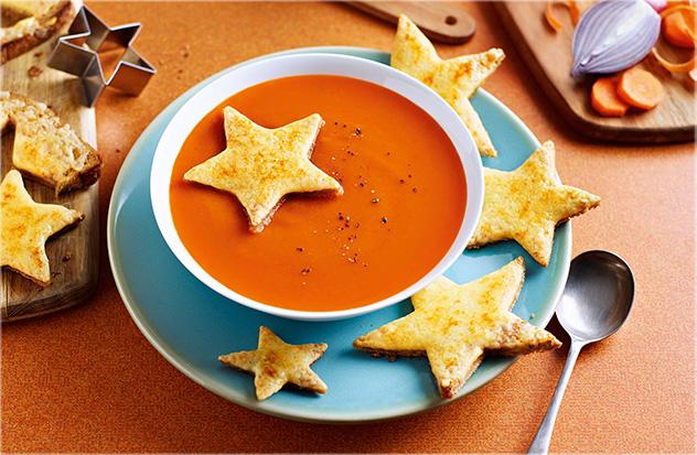 Nana's Magic Soup recipe