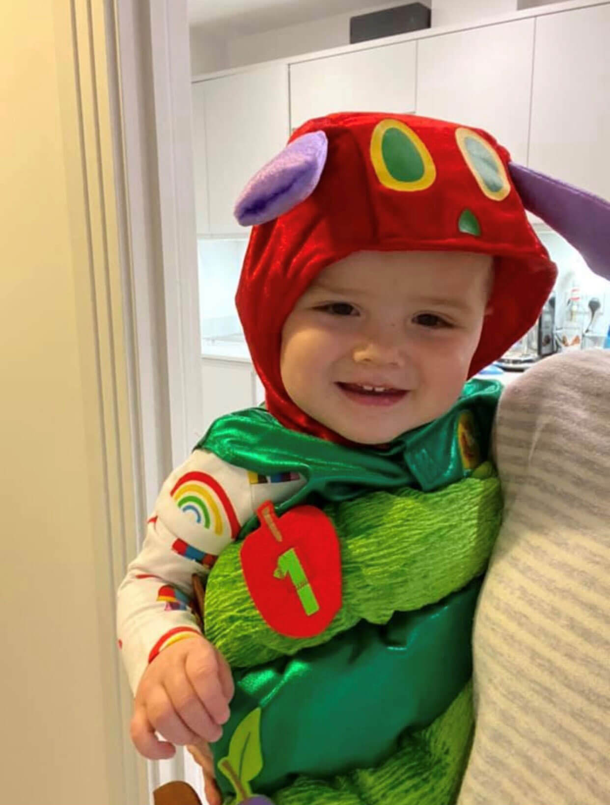 World Book Day Hungry Caterpillar
