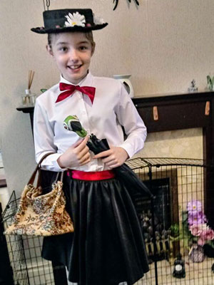 World Book Day Mary Poppins