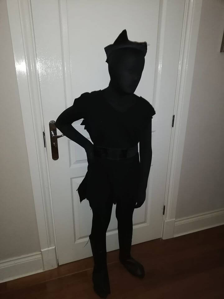 World Book Day Peter Pan's Shadow
