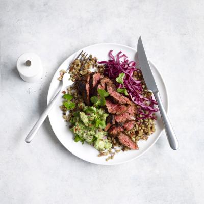 Waitrose Chipotle Steak BBQ recipe