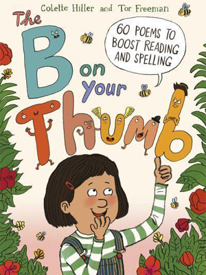 The B On Your Thumb Children's Book
