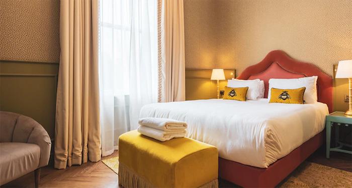 Hotel staycation