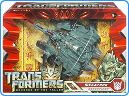 Transformers Movie 2 Voyagers Figures
