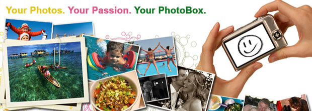 PhotoBox. Click here to get money back for your kids with every purchase